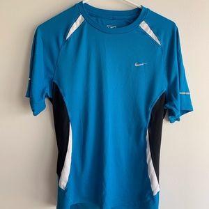 Nike Performance Blue T Shirt